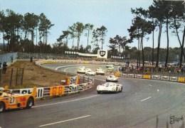 24 Heures Du Mans  -  Les 'S' Du Tertre Rouge  -  Porsche-Ferrari-Matra  -  CP - Le Mans