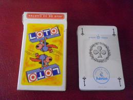 jeu de 32 cartes � jouer - LOTO fdj
