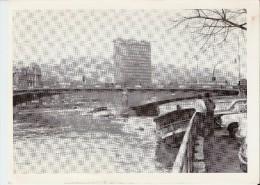 """LIEGE  (4000) - Faits-divers : Bateau-Mouche éperonné Par Le Pétrolier """"Steve"""", En Janvier 1982. CPSM. - Catastrophes"""