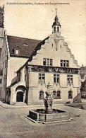 Friedrichshafen   193          Rathaus Mit Zeppelinbrummen - Friedrichshafen