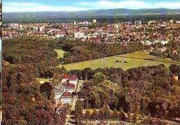 Hanau   H142          Kürhaus Wilhelmsbad Mit Blick Auf Hanau - Hanau