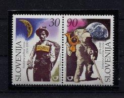 Slovenija, Space - Space