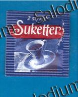 28714 - Suketter - Edulcorante Dolcificante - BUSTINA DI ZUCCHERO VUOTA - Sugar Empty - Sugars