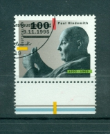 Allemagne -Germany 1995 - Michel N. 1827 - Paul Hindemith - Gebraucht