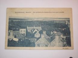 TEL3 -  CPA14 BLAINVILLE - Autres Communes