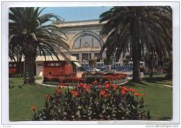 LIVORNO -1971 - STAZIONE FERROVIARIA CENTRALE - Livorno