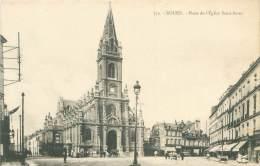 76 - ROUEN - Place De L'Eglise Saint-Sever - Rouen