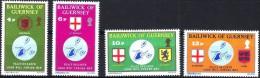 ( 1078 ) Baliwick Of Guernsey - Christmas 1975 . - Noël