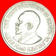 ★COCK: KENYA ★1 SHILLING 1969! LOW START★ NO RESERVE! - Kenya