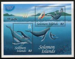 Salomon - BF47 ** Baleines (whales) - Solomon Islands (1978-...)