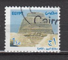 Egypte 2002 Mi Nr 2087  Pyramide Van Snofru - Gebruikt