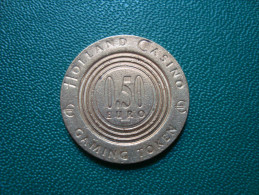 Netherlands HOLLAND CASINO 0.50€ Gaming Token - Casino