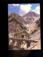 CARRARA Alpi Apuane : Ponti Di Vara   1986 - Carrara