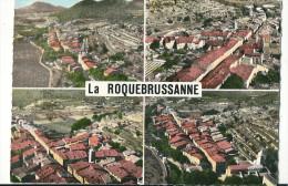 CPSM 83 LA ROQUEBRUSSANNE  JOLIES MULTIVUES - La Roquebrussanne