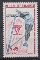 FRANKRIJK - Michel - 1970 - Nr 1722 - MNH** - Nuovi