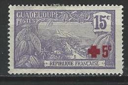 Guadeloupe Yv. 76, Mi 73 * - Neufs