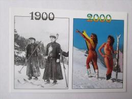 NU FÉMININ SEINS NUS ÉROTIQUE ÉROTISME FEMME NUE CHARME PIN UP 1900 2000 - Pin-Ups