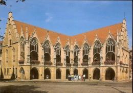 Postcard, Germany, Braunschweig, Old House, Non Circulated, Written - Braunschweig
