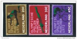 Nederland  ....  NVPH  ....     1012/1014    ....   **  ....  Postfris .... MNH ....  Postfrisch .... Neuf ** - Periode 1949-1980 (Juliana)