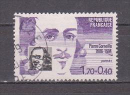FRANCE / 1984 / Y&T N° 2329A : Pierre Corneille - Choisi - Cachet Rond - Oblitérés