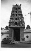 55Hy  Carte Photo Temple D'Asie à Identifier Chine, Viet Nam, Thailande...? - Postcards