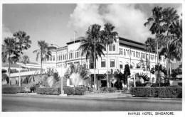 55Hy   Singapour Raffles Hotel - Singapore