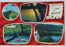 POTENZA - I laghi di Monticchio - 1973