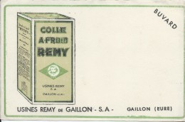 Buvard/Colle/Usines REMY/Colle à Froid/GAILLON/Eure/Vers 1950  BUV232 - Peintures