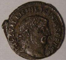 Monnaie Romaine, Empereur, Licinius, Follis, R/ IOVI CONSERVATORI AVGG - Roman