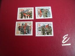 Timbres DDR  Neufs** Année; 1988   Michel .      N°   3177 / 80 - [6] République Démocratique