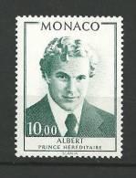"Monaco YT 1189 "" Anniversaire Du Prince Albert "" 1979 Neuf** - Unused Stamps"