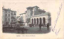 81 - Gaillac - Place Thiers, Côté Ouest (marché) - Gaillac