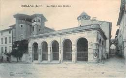 81 - Gaillac - La Halle Aux Grains - Gaillac