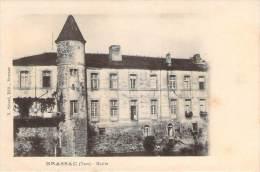 81 - Brassac - Mairie - Brassac