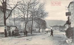 81 - Brassac - L'Hötel De Ville (hotel Café Jean Jean) - Brassac