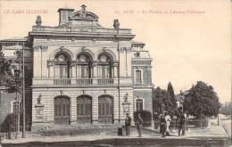81 - Albi - Le Théâtre Et L'Avenue Villeneuve - Albi