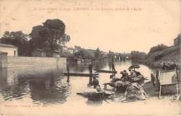 81 - Castres - Les Laveuses Au Bord De L'Agout - Castres