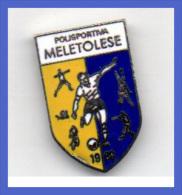 Pol. Meletolese Pins Calcio Meletole Reggio Emilia Soccer Football - Calcio