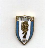 Internapoli Football Clubi Pins Calcio Napoli Soccer Football - Calcio
