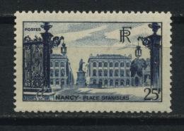 FRANCE-  NANCY- N° Yvert  822** - France
