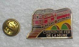 CHEMIN DE FER DE LA MURE      V V V  006 - Transportation