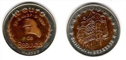 10 Euro Temporaire Precurseur De BEAUVAIS  1997, RRRRR, Gute Erhaltung, BI, Nr. 96 - Euro Der Städte