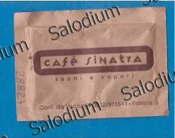 FERRARA - Caffè Sinatra - BUSTINA DI ZUCCHERO VUOTA - Sugar Empty - Sugars