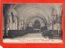 - DOURGNE - Abbaye Saint Benoît D''EN CALCAT - Eglise - Dourgne