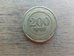 Armenie  200  Dram  2003  Km96 - Armenia