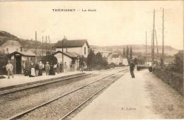 21 THENISSEY LA GARE TTBE - Frankrijk