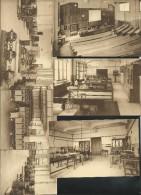 6 Cartes Neuves: Université   Labo D'électricité - Enseignement, Ecoles Et Universités