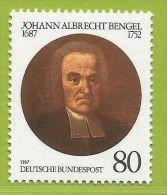 Allemagne RFA 1987 1156 Hengel Théologien Protestantisme - Theologians