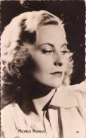 Michèle MORGAN - Carte-photo - Schauspieler