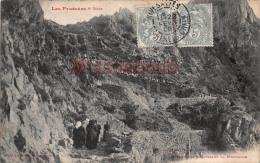 66 - SAINT MARTIN DU CANIGOU - Pélerinage  Gravissant La Montagne - 1906  - 2 Scans - Autres Communes